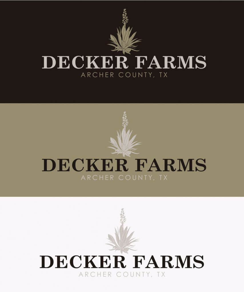 Decker Farms Logo